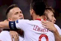 Польша — Латвия 2:0 Видео голов и обзор матча