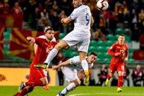 Словения — Северная Македония 1:1 Видео голов и обзор матча
