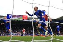 Лестер — Арсенал 3:0 Видео голов и обзор матча