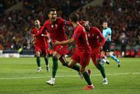 Португалия — Швейцария 3:1 Видео голов