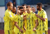 ФОТО: FK Ventspils