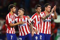 Атлетико — Хетафе 1:0 Видео голов и обзор матча