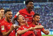 Шальке — Бавария 0:3 Видео голов и обзор матча