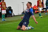 Венгрия — Словакия 1:2 Видео голов и обзор матча