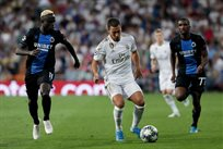 Реал Мадрид — Брюгге 2:2 Видео голов и обзор матча