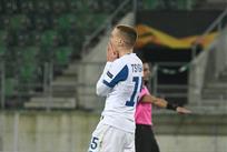 Виктор Цыганков, фото: ФК Динамо