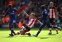 Челси крупно обыграл Саутгемптон, Getty Images