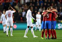 Чехия празднует победу, Getty Images