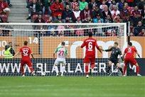 Аугсбург - Бавария, twitter.com/FCBayern