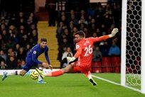 Фостер в матче с Челси, Getty Images