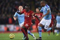 Ливерпуль - Манчестер Сити, Getty Images