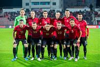 Сборная Албании, fshf.org
