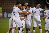 Армения - Греция, Hellas Football