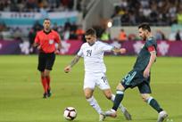 Аргентина - Уругвай, Getty Images