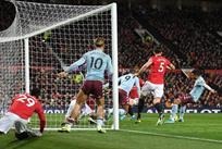 Манчестер Юнайтед — Астон Вилла, Getty Images