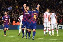 Барселона — Мальорка 5:2 Видео голов и обзор матча