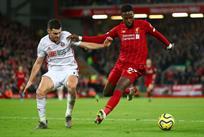 Ливерпуль — Шеффилд Юнайтед, Getty Images