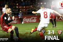 Мирандес - Севилья, photo Sevilla FC