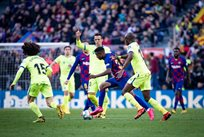 Барселона - Хетафе, twitter.com/FCBarcelona
