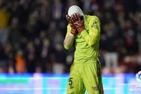 Андрей Лунин, Фото: Ла Лига