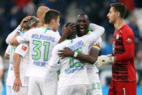 Футболисты Вольфсбурга, Getty Images