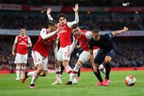 Арсенал — Эвертон, Getty Images