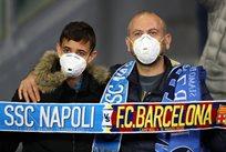 Наполи - Барселона, Getty Images