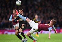 Астон Вилла — Манчестер Сити, Getty Images