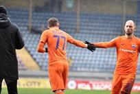 Игроки Мариуполя, фото Мариуполь