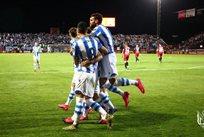 Игроки Сосьедада, фото Реал Сосьедад