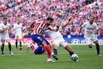 Атлетико - Севилья, Getty Images