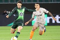 Вольфсбург — Шахтер 1:2 Видео голов и обзор матча