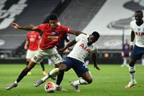 Тоттенхэм — Манчестер Юнайтед, Getty Images