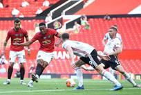 Манчестер Юнайтед — Шеффилд Юнайтед, Getty Images
