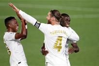 Игроки Реала, фото getty images