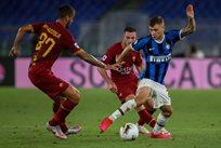 Рома - Интер, Getty Images