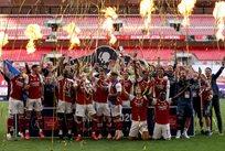 Арсенал - обладатель Кубка Англии-2019/20, Getty Images