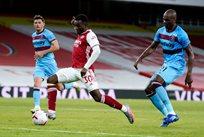 Арсенал - Вест Хэм, Getty Images