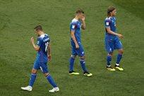Игроки сборной Исландии, Getty Images
