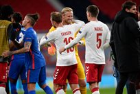 Англия - Дания, Getty Images