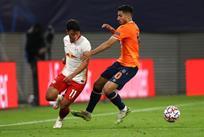 Лейпциг — Истанбул Башакшекир 2:0 Видео голов и обзор матча