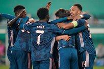 Игроки Арсенала, getty images