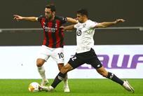 Милан — Лилль 0:3 Видео голов и обзор матча