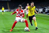 Швеция — Хорватия 2:1 Видео голов и обзор матча