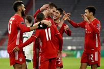 Бавария — Локомотив, Getty Images