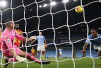 Манчестер Сити — Вест Бромвич, Getty Images