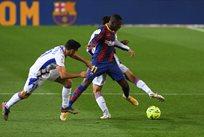 Барселона — Эйбар, Getty Images