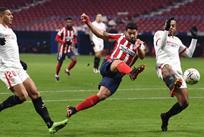 Атлетико — Севилья, Getty Images