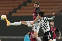 Милан — Манчестер Юнайтед