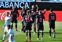 Сельта — Реал, Getty Images